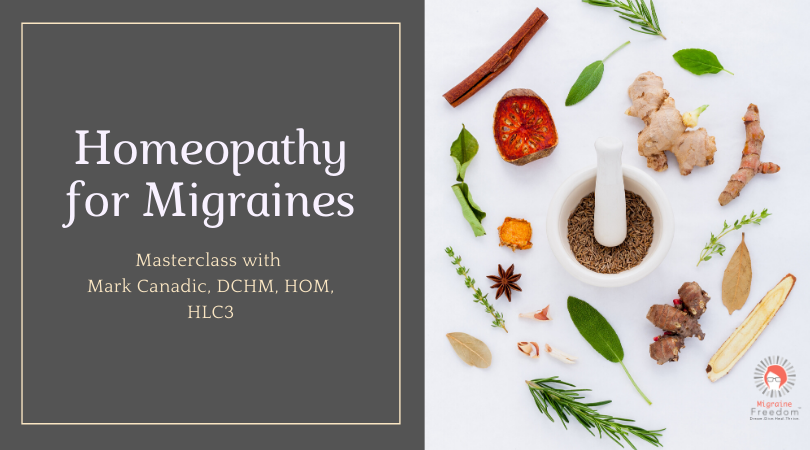 Homeopathy for Migraines